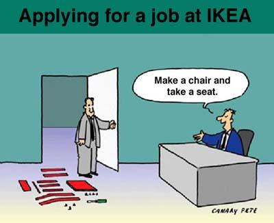 IKEA Customer Complaint Letter